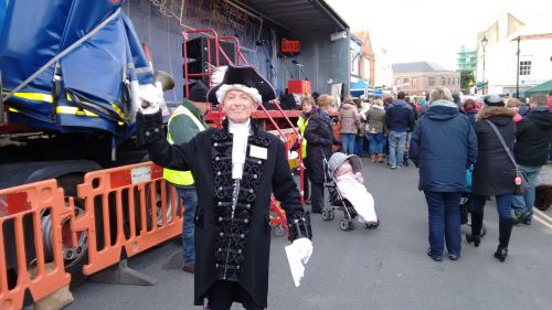 The Town Cryer